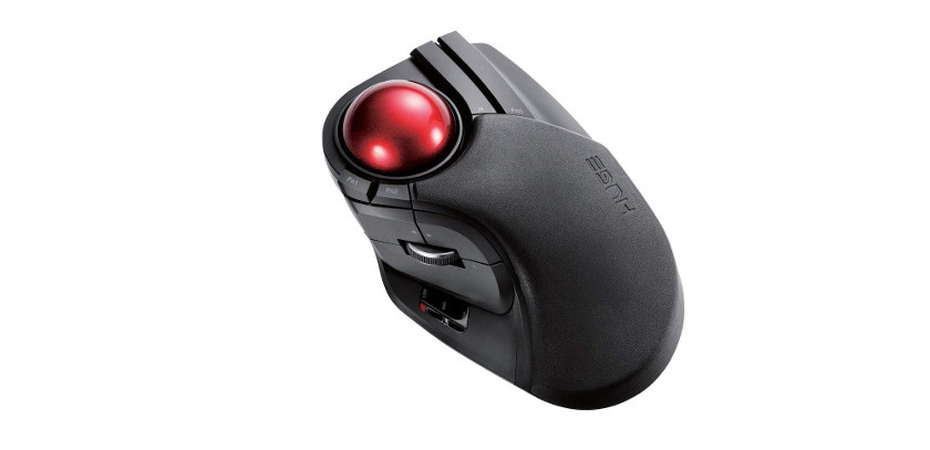 Elecom Huge Finger Trackball